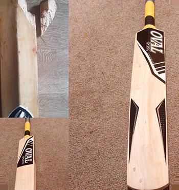 OvalSports Bat Repair Service